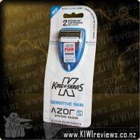 Azor S Sensitive Razor