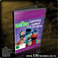 Sesame Street - Learning Letters with Elmo