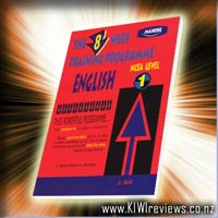 The 8-week Training Programme - Level 1 English