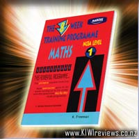 The 8-week Training Programme - Level 1 Maths
