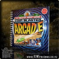 Coin&nbsp;Blaster&nbsp;Arcade&nbsp;-&nbsp;10&nbsp;tabletop&nbsp;target&nbsp;games