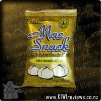Mac&nbsp;Snack&nbsp;-&nbsp;Lite&nbsp;Roasted