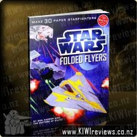 Star&nbsp;Wars&nbsp;Folded&nbsp;Flyers