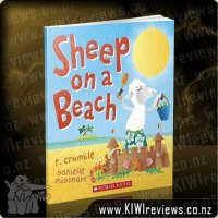 Sheep on a Beach