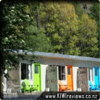Lake Hawea Holiday Park