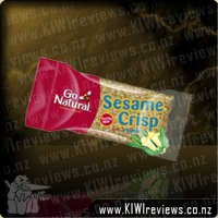 GoNatural Sesame Crisp 4-pack