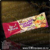 GoNatural Fruit and Nut Delight bar