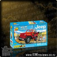 Cobi - Willy's MB Fire Patrol Jeep