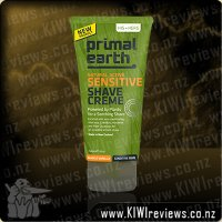 Primal Earth Sensitive Shave Creme