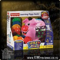 Laugh and Learn - Learning Piggy Bank