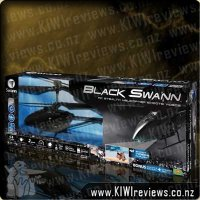 Black Swann RC Stealth Helicopter