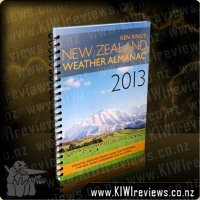 Ken Ring's 2013 New Zealand Weather Almanac