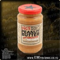 Pics Peanut Butter - Smooth No Salt