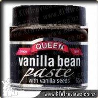 VanillaBeanPaste