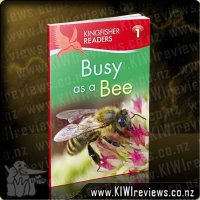 Kingfisher Readers: Busy as a Bee.  Level 1