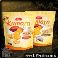 Kennys Kumera Chips
