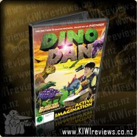 Dino Dan: Volume 4 - Active Imagination