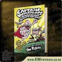 Captain Underpants #10: Revolting Revenge of the Radioactive Robo-Boxers
