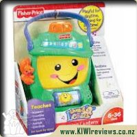 Fisher Price Laugh and Learn Learning Lantern