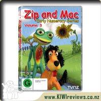 Zip and Mac: Early Numeracy Series Volume 3