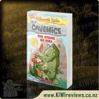 Geronimo Stilton Cavemice #1 - The Stone of Fire