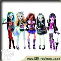 Monster High Dolls Assorted