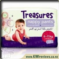 Treasures Nappy Pants
