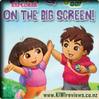 Dora&nbsp;and&nbsp;Diego&nbsp;on&nbsp;the&nbsp;Big&nbsp;Screen