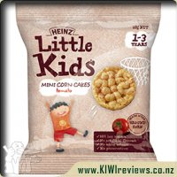 Heinz Little Kids Tomato Mini Corn Cakes