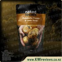 Naked Locals Pukekohe Potato and Leek Soup