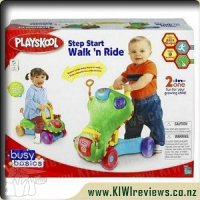 Playskool&nbsp;Step&nbsp;Start&nbsp;Walk&nbsp;N&nbsp;Ride