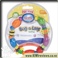 Nuby&nbsp;Bug&nbsp;a&nbsp;Loop&nbsp;Teether