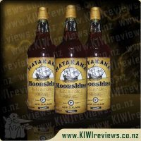 Matakana Moonshine - Southern-style Whiskey with Honey