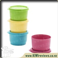 Tuppercare snack cups