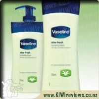 Vaseline Aloe Fresh Hydrating Lotion