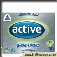 Active Platinum Dishwasher Tablets