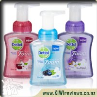 Dettol Touch of Foam Handwash