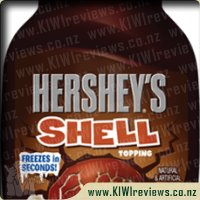 Hersheys Magic Shell