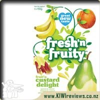 Fresh n Fruity Yoghurt