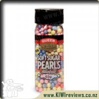 Soft Sugar Pearls Rainbow