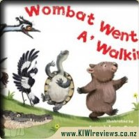 Wombat&nbsp;Went&nbsp;a&nbsp;Walking