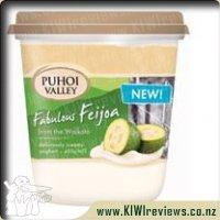 Fabulous Feijoa Yoghurt Tub