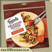 Farrah's Wraps - Fire Roasted Pepper