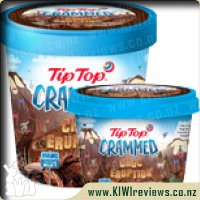 Tip Top Crammed Choc Eruption