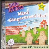 Mini Gingerbread Men