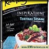 Inspirations Meal Base Teriyaki Sesame