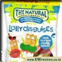 Jelly Sweets Lolly Disguises