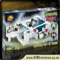 Cobi - Monster vs Zombies - Laboratory of Doom