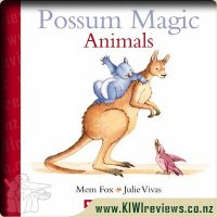 Possum Magic Animals