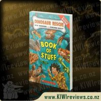 Dinosaur Rescue: Book of Stuff
